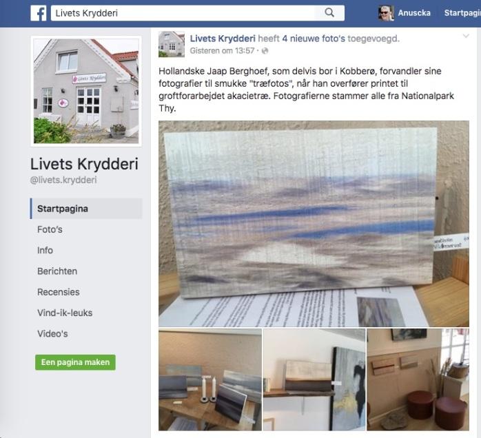 Livets_Krydderi op Facebook