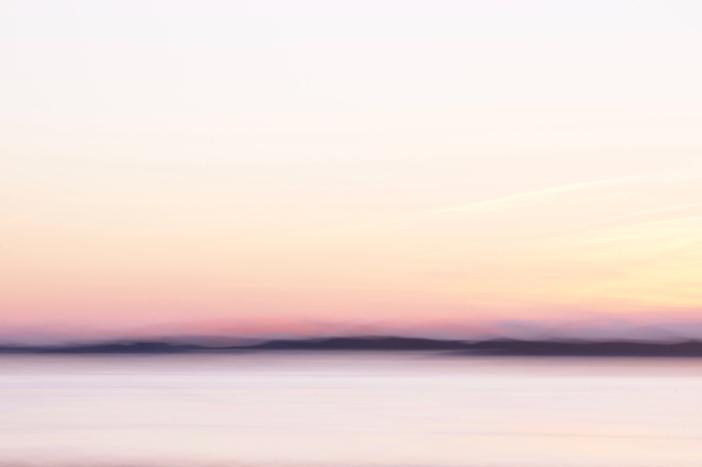 zonsondergang sunset purple colors