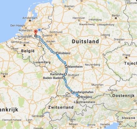 10 Bregenz__Oostenrijk_naar_Eindhoven_-_Google_Maps