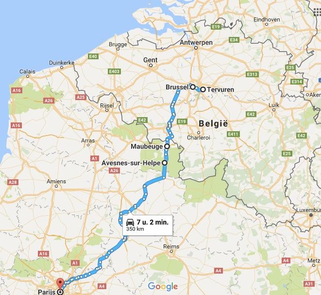 11- Tervuren__België_naar_Parijs__Frankrijk_-_Google_Maps