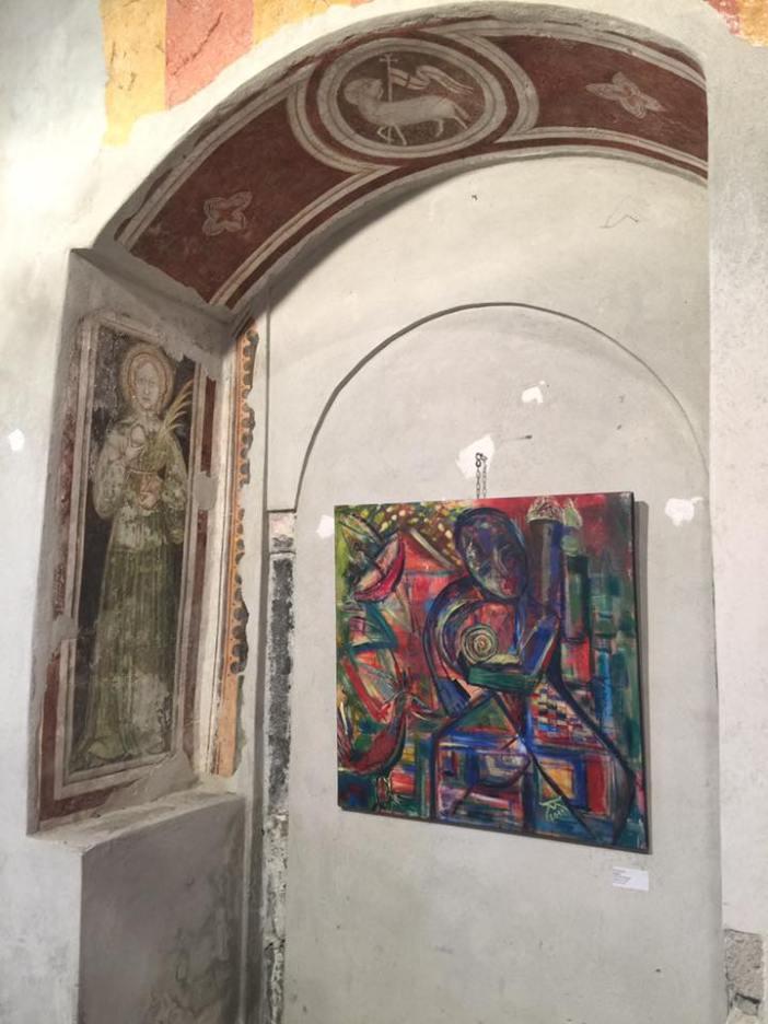Ex Chiesa de San Nicolao Bellano El Duende