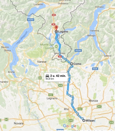 17 - Milaan__Italië_naar_Lugano__Zwitserland_-_Google_Maps