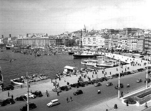 marseille 1950