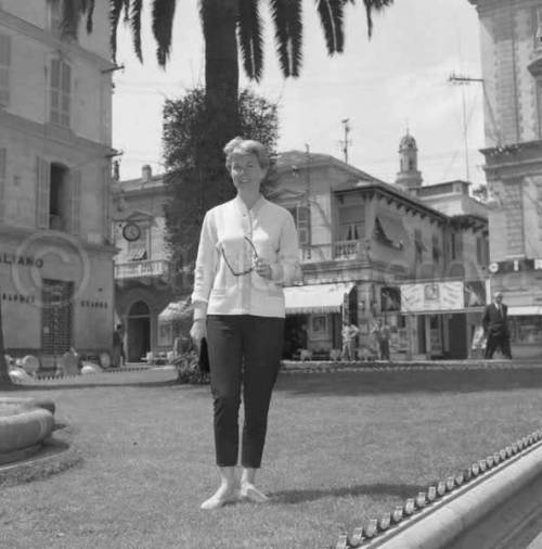 Doris Day in San Remo 1956