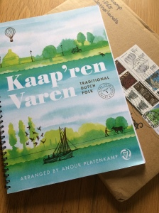 Anouk Platenkamp, harpmuziek, harpboek