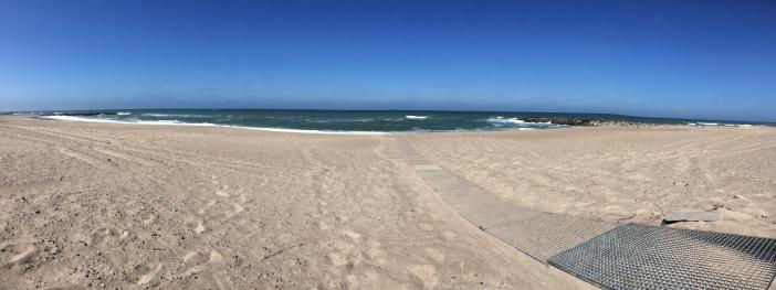 Agger, Vesterhavet