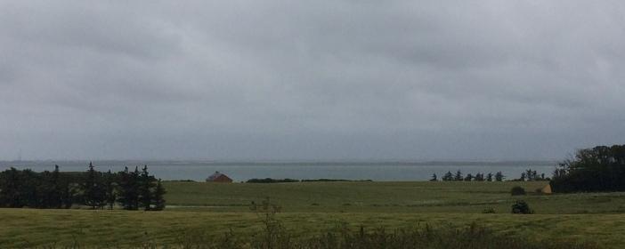 Agger Tange, Krik Vig, Vesterhavet