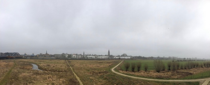 IJsselkade Zutphen, stadsbalkon Zutphen