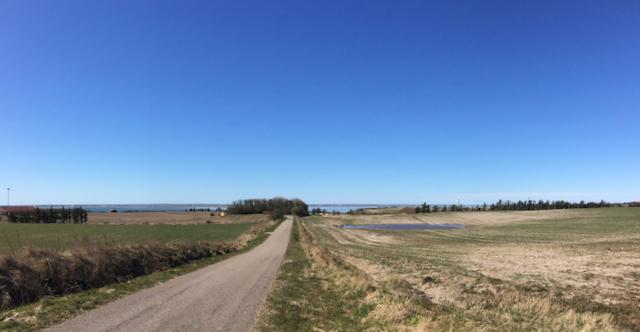 Kobberø, Krik Vig, Vesterhavet, Agger Tange