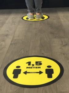 vloersticker-afstand-bewaren-15-meter-42-cm-rond